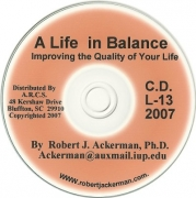 A Life in Balance (cassette)