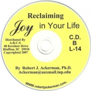 Reclaiming Joy in Your Life (2 CDs)